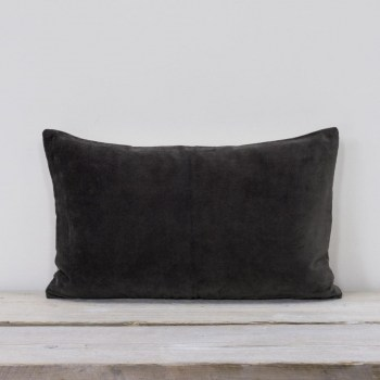 Velvet-30x50cm-Cushion-_-Slate-Grey-_-ALSO-Home-16VCSLG-SQ